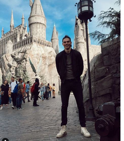 Daniel Diemer's height