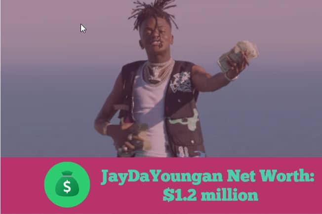 JayDaYoungan Net Worth