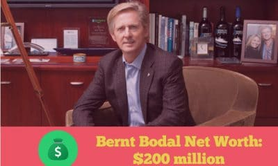 Bernt Bodal Net Worth