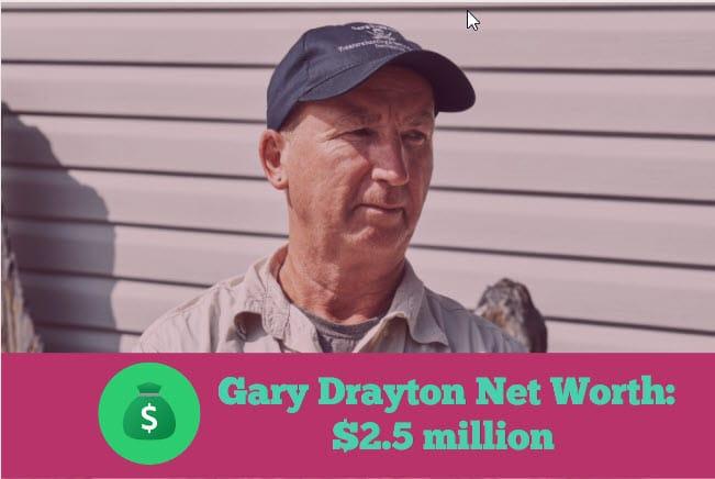 Gary Drayton Net Worth