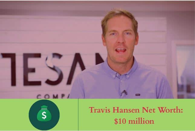 Travis Hansen Net Worth