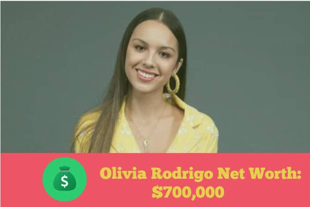 Olivia Rodrigo Net Worth