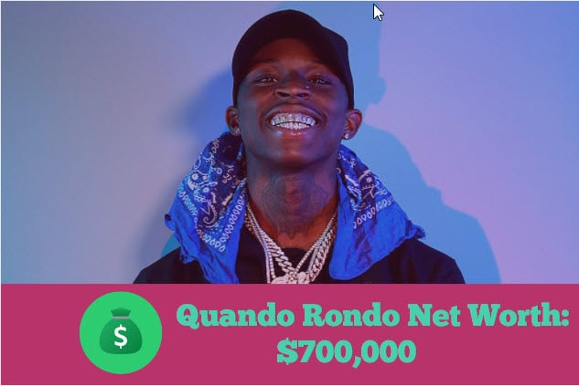 Quando Rondo Net Worth