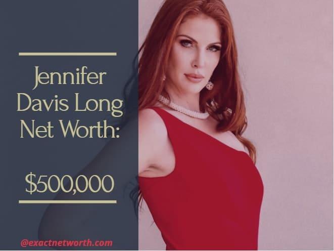 Jennifer Davis Long Net Worth