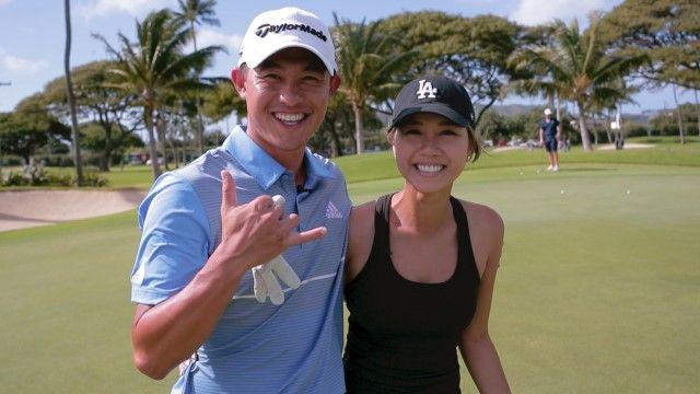 Morikawa's Girlfriend- Katherine Zhu