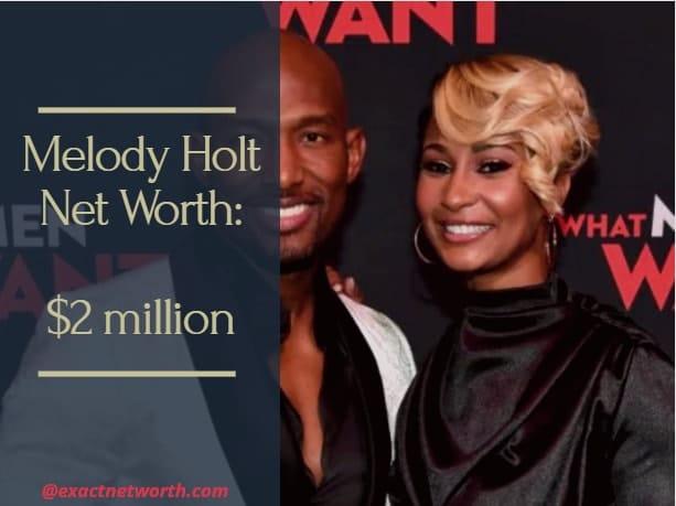 Melody Holt Net Worth