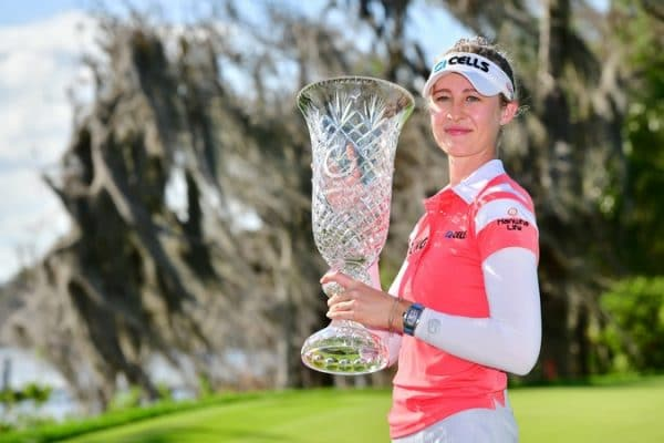 Nelly Korda Net Worth