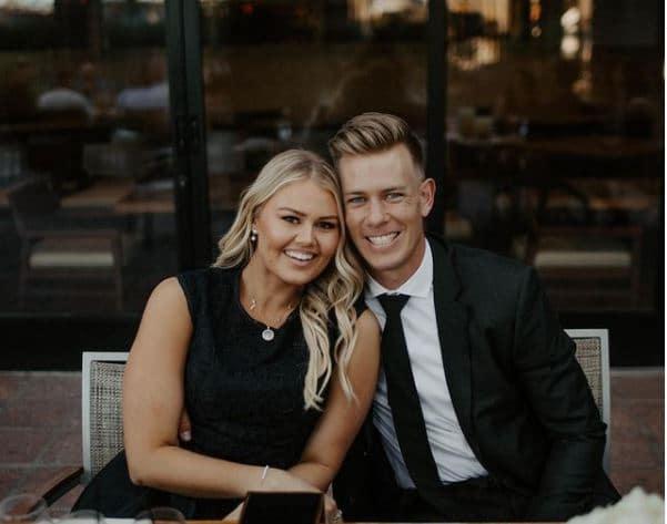 Bella Lambert's Husband- Dallin Lambert