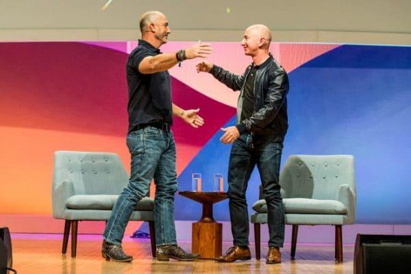 Mark Bezos Net Worth
